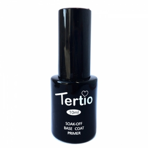 Tertio soak-off base coat primer 10 мл