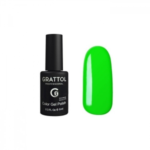 Grattol Color Gel Polish Lime 037